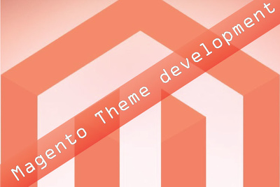 Develop magento theme