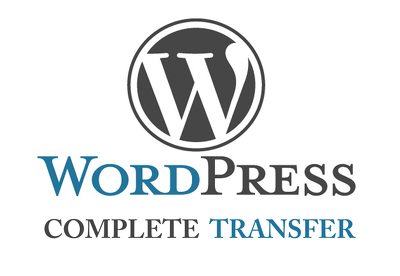 Transfer your Wordpress website & database to a new server, domain or directory