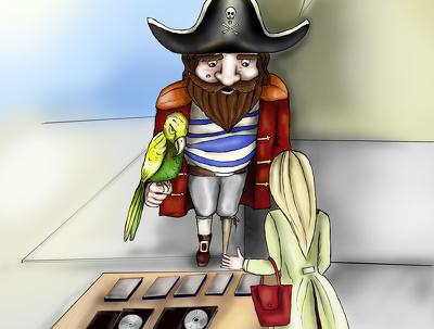 Illustrate kid's book  illustrations professionally