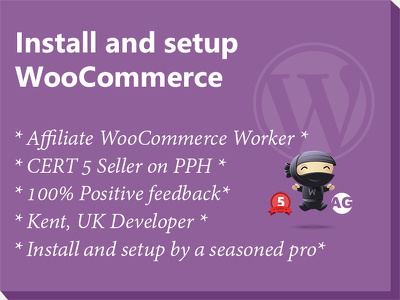 Install and setup WooCommerce on your WordPress site * Affiliate WooCommerce Worker *