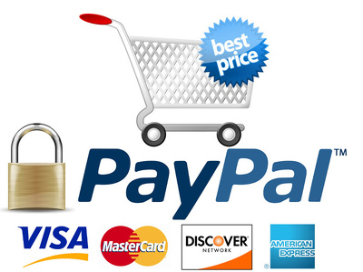 Create single page one-product shopping cart with paypal buy button