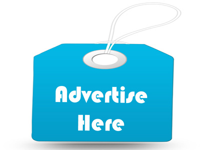 Place a banner,link advertising your business on huge traffic blog