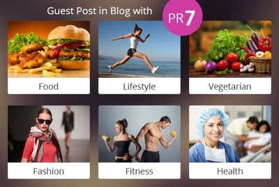 Do Guest Post on PR7 Blog with SEO MOZ DA and PA 90 +