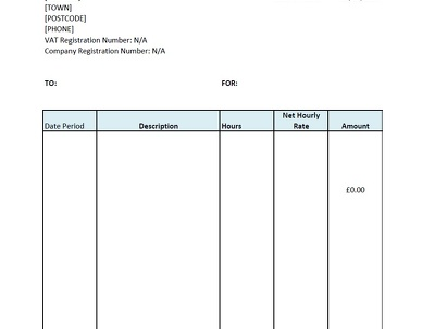 Process 6 customer invoices