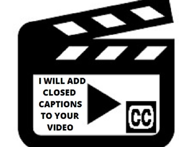 Transcribe your video for Closed Captions to enhance visibility for SEO