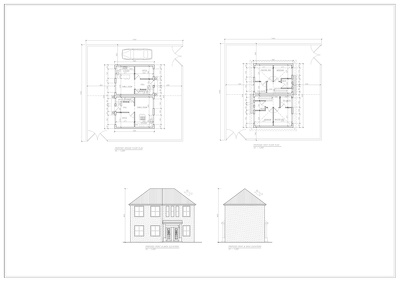 Do a planning application drawings