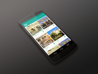 Design user interface for mobile apps