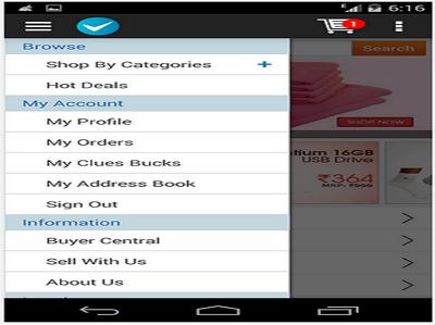 Develop e-commerce IOS Mobile application