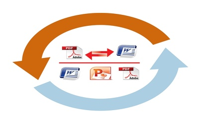 Covert PDF to Word Doc, Docx, PDF to Image, PDF to Text, PDF to HTML, PDF to epub