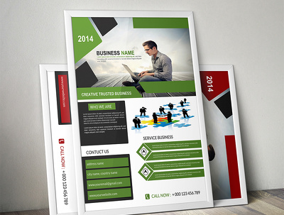 Create elegant and killer eye catching Flyer