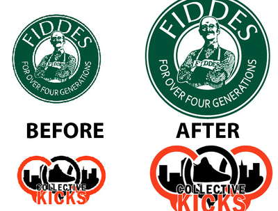 Convert/Redraw your logo,design or anything high quality vector file