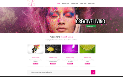 Design & develop bespoke website of your dreams in WordPress/CMS