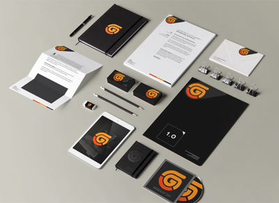 Design you a creative premium pro Stationary pack