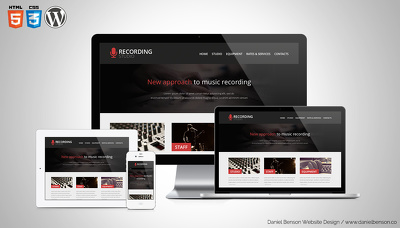 Redesign your existing website to a responsive Wordpress website