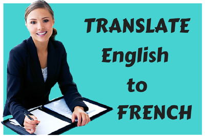 Translate a 500 words Article from English to FRENCH