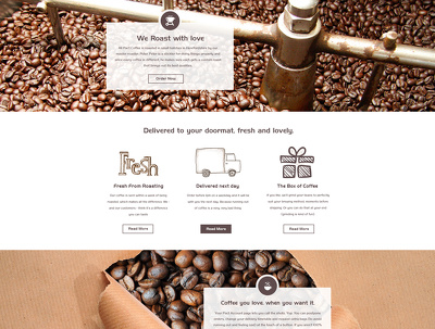 Craft a Pixel Perfect Parallax design concept to make your site visually appealing!