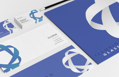 create a full stationery pack
