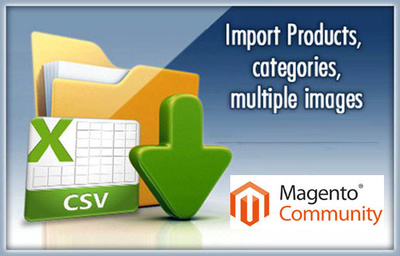 Import upto 500 products to Your Magento 1.x.x Store from CSV