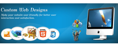 Design an attractive Banner Header/Web Slider