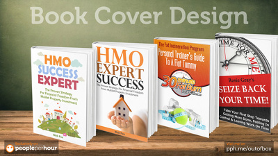 Design amazing book / ebook cover with unlimited revisions