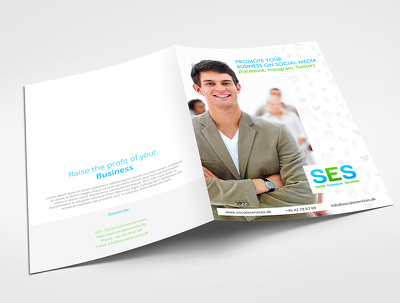 Design a professional and Elegant Bi-Fold Brochure