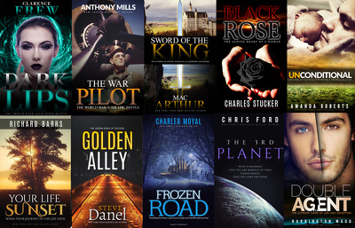 Design Professional Kindle or Physical Book Covers