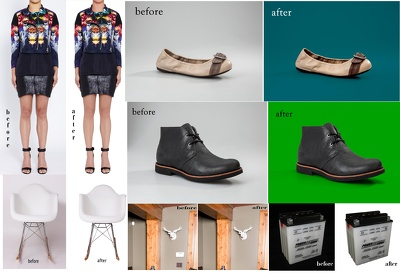 Remove your eBay or Amazon product background