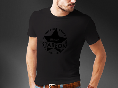 Give a T-Shirt mockup for web promotion on Teespring, Teefury or others