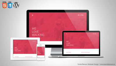 Design & Develop a Fully Responsive Wordpress Website