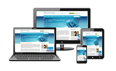 Design and build a fully responsive WordPress website