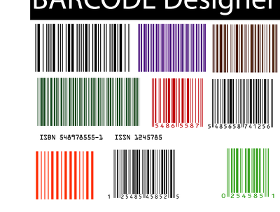 Design your 20 product BARCODE