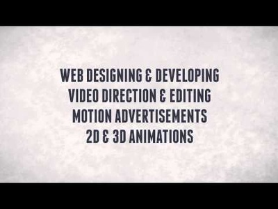 Create this amazing video animation promoting your business or product