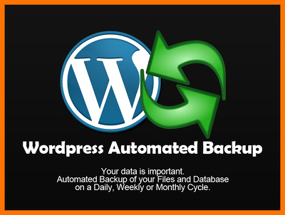 Automate Wordpress Backups