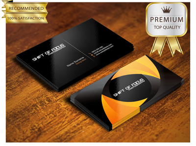 Make the best business card design for your business