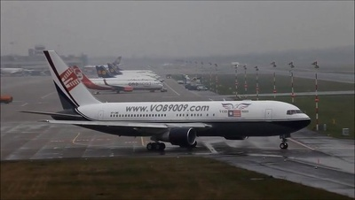 Add your image and website url onto this plane