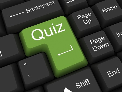 Create a viral quiz and post it to your Social Media pages for you
