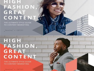 Provide a month of content for your lifestyle brand- fashion, beauty, health/fitness