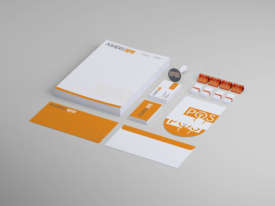 Design a business card, letterhead, paper note or envelope with unlimited revisions