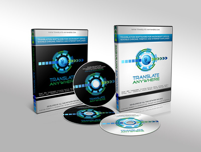 Create print designs, book cover, flyers, CD or DVD, stationery
