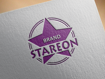 Give you 2 amazing stylish mockup of your logo for promotion