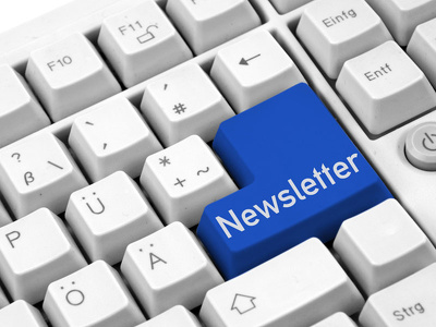 Design a distinctive Newsletter for your website