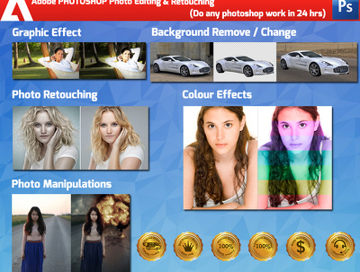 Adobe Photoshop Photo Editing & Retouching  ( 1 image Only)