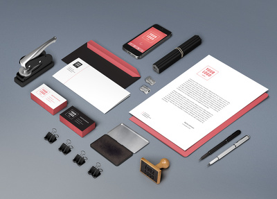 Rebrand your buesiness/ Design your Stationery  ( business card+letterhead+envelope)