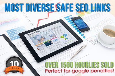 Diverse SEO Links Package  *Updated For FRED Google Algorithm*