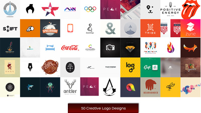 Design stunning logo with Unlimited Revisions