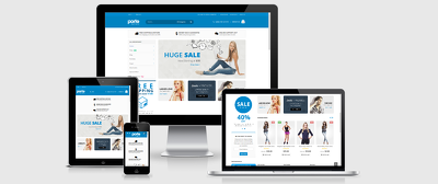 Develop a fully featured responsive wordpress eCommerce website / Online shop