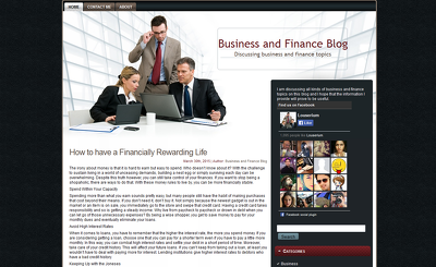 Guest post your article to my DA51 FINANCE blog