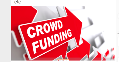 Can support and promote your crowdfunding campaign on Kickstarter or Indiegogo