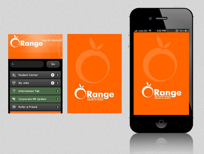 Create a Mobile app interface design