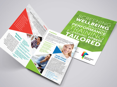 Design a brochure, catalogue, annual report, prospectus